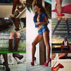 Boots julie skyhigh Julie Skyhigh