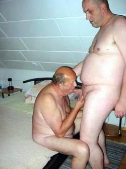 Nackte ältere männer