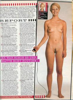 Nackt bravo girl Free EroticBeauty